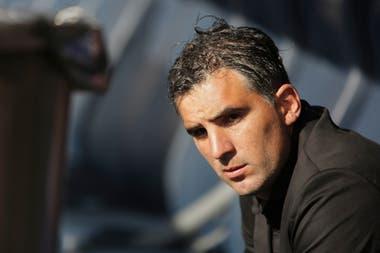 """Javier Patalano: """"El resultado no me conforma y estoy para lo que el club disponga"""""""