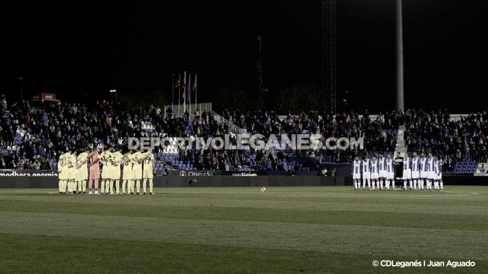 El Leganés remonta al Villarreal a lo grande