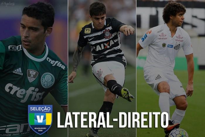 Seleção VAVEL: vote no melhor LATERAL-DIREITO do Brasileirão 2016!