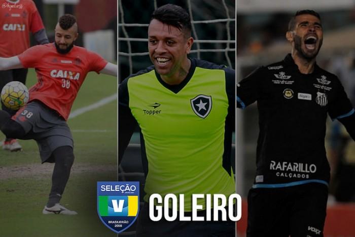 Seleção VAVEL: vote no melhor GOLEIRO do Brasileirão 2016!