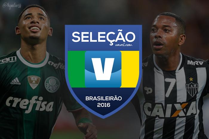 Prêmio VAVEL Brasil: vote na Seleção do Brasileirão 2016!