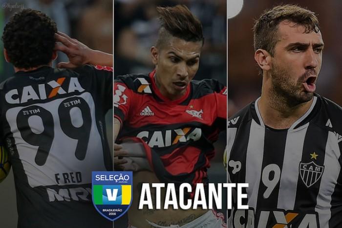 Seleção VAVEL: vote no melhor SEGUNDO ATACANTE do Brasileirão 2016!