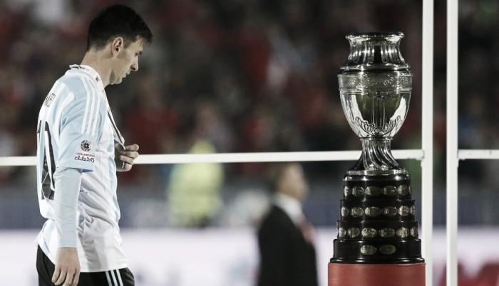 Argentina en busca del tan ansiado título