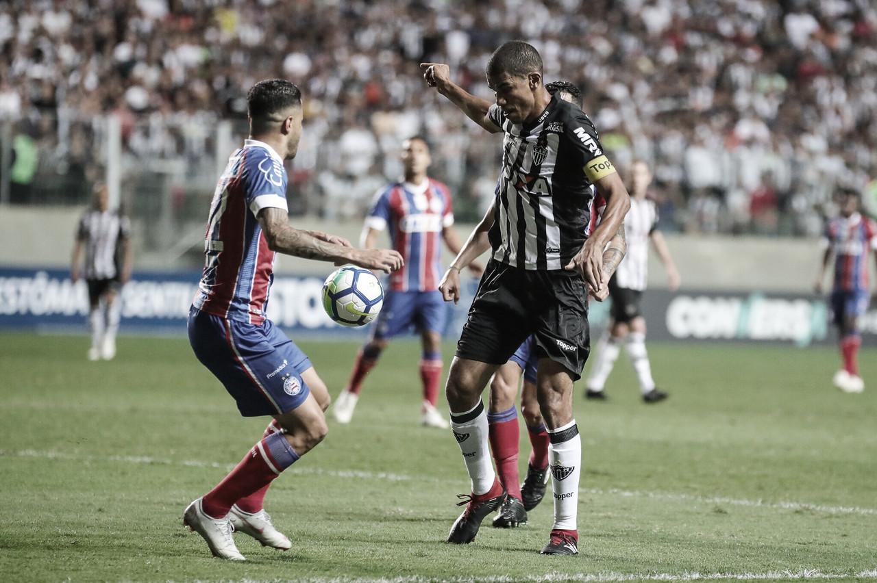 Atlético-MG encara Bahia visando o G-4 do Campeonato Brasileiro
