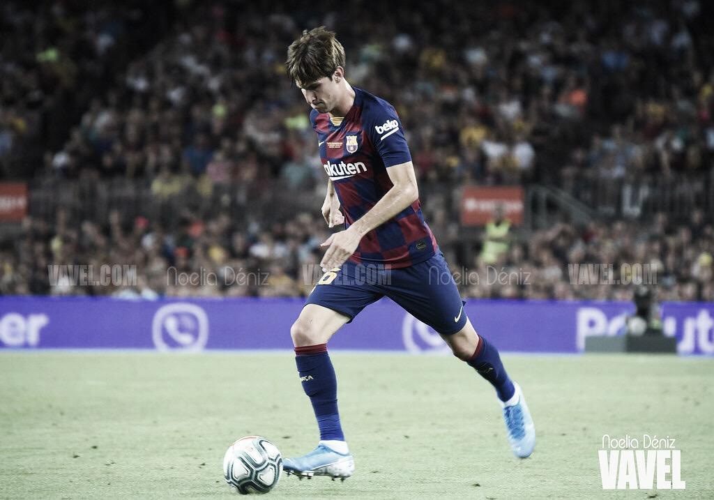 OFICIAL: Miranda ya no pertenece al Barça