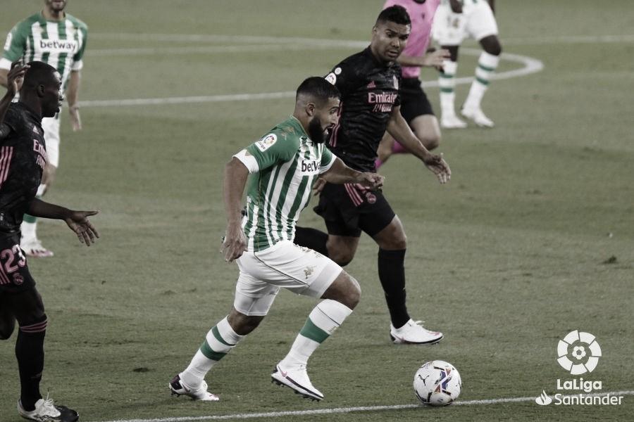 El polémico arbitraje ante el Madrid sigue pesando al Betis