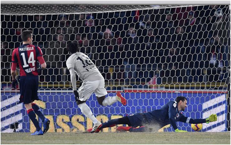 يوفنتوس إلى ربع نهائي كأس إيطاليا