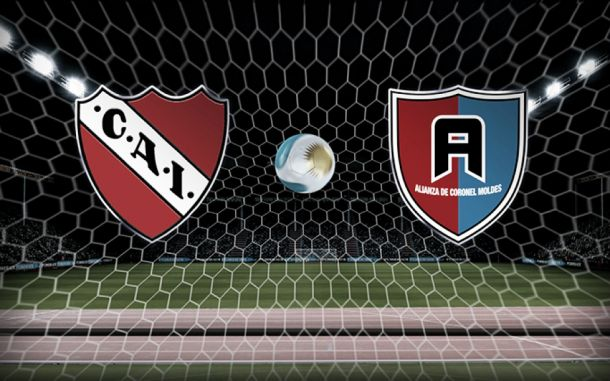 Independiente - Alianza de Coronel Moldes: en busca de un sueño