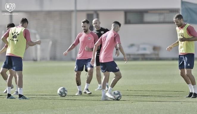Última sesión y lista de convocados para el partido ante el RC Deportivo