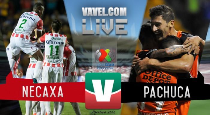 Gran victoria de Rayos en la ida