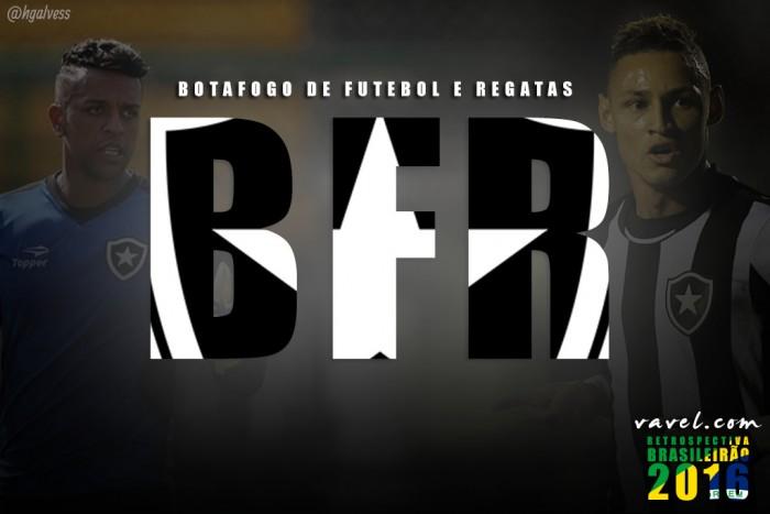 Retrospectiva VAVEL: a inesperada arrancada que levou o Botafogo do Z-4 ao G-6