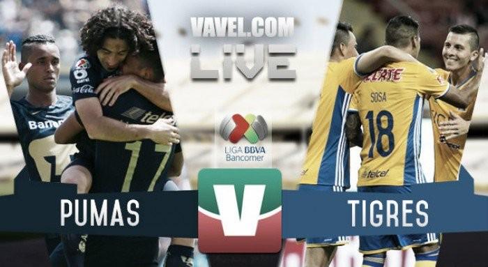 Con goleada, Tigres termina con la temporada de Pumas