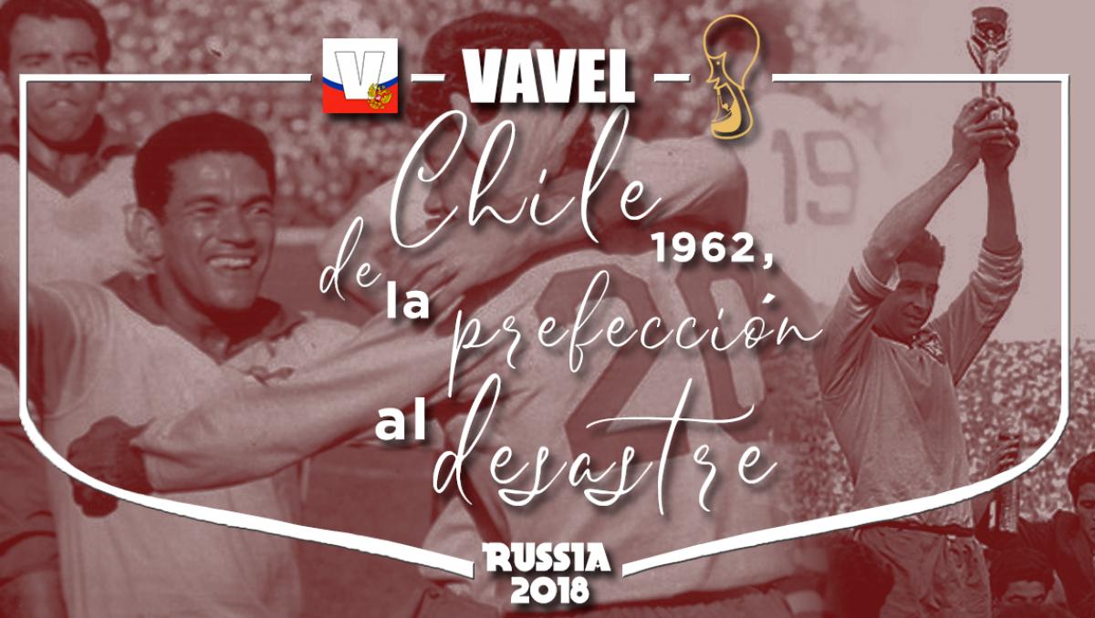 Chile 1962, de la perfección al desastre