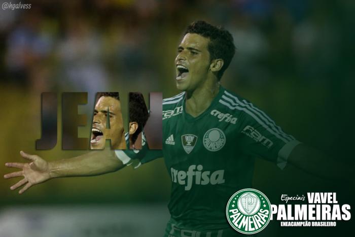 Titular absoluto no Palmeiras, Jean conquista terceiro título brasileiro em sua carreira