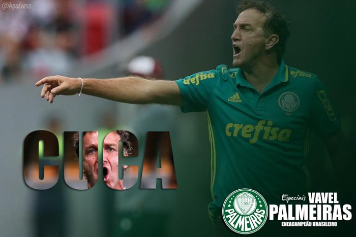 Agora como técnico, Cuca conquista primeiro título com a camisa do Palmeiras após 24 anos