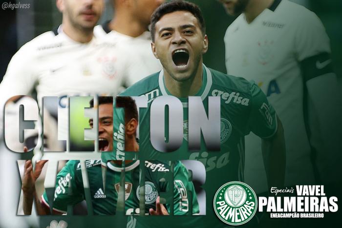 Do fracasso em 2009 ao título: Cleiton Xavier é o quinto camisa 10 campeão brasileiro pelo Palmeiras