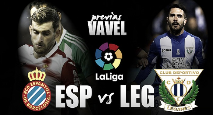 Previa RCD Espanyol - CD Leganés: a certificar las buenas sensaciones