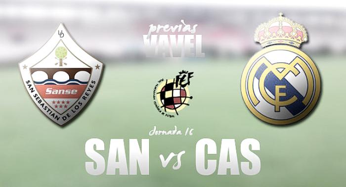 UD Sanse vs RM Castilla: Distintas metas, mismo objetivo, ganar