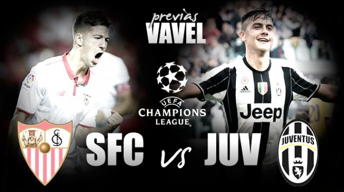 Champions League, la Juventus nella tana sevillista: caccia al primato