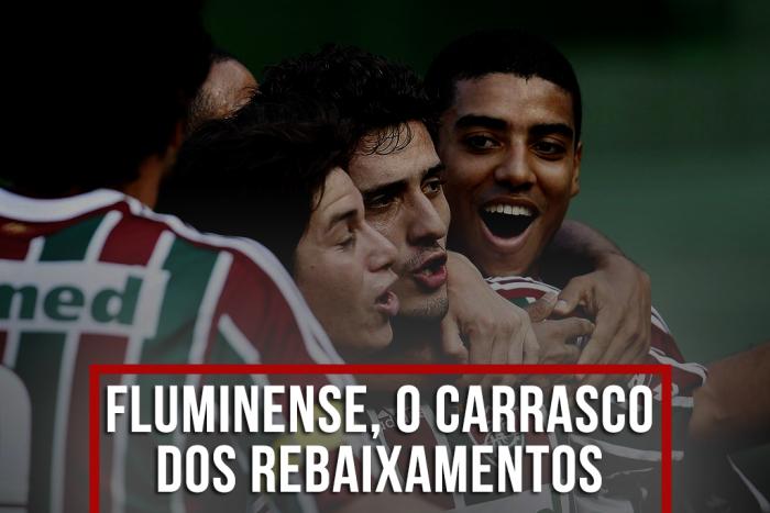 Fluminense: o carrasco dos rebaixamentos rivais em Campeonatos Brasileiros