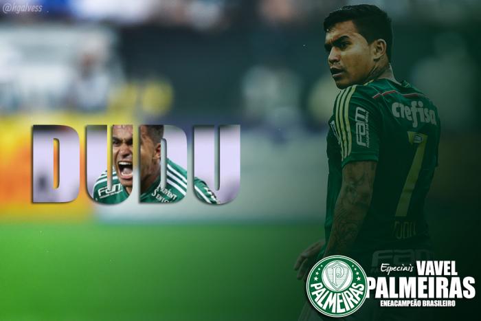 Palmeiras 2016: Dudu, a importância de decisão do capitão