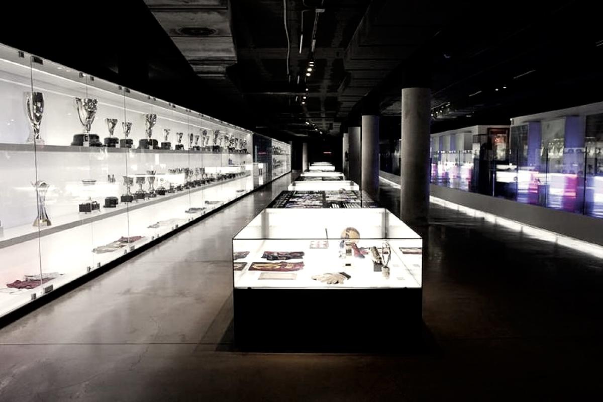 'La nit dels museus' se tilda de barcelonismo