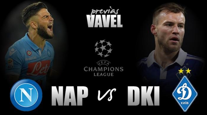 Champions League - La corsa agli ottavi del Napoli incrocia una Dinamo Kiev con poche speranze
