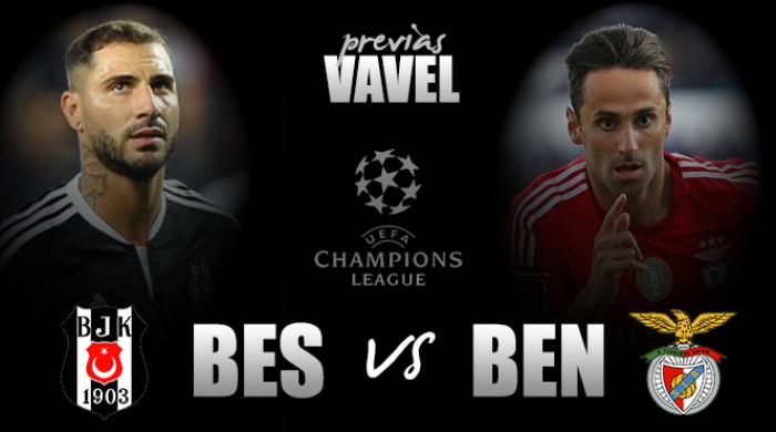 Champions League, gruppo B: Besiktas e Benfica si giocano tutto