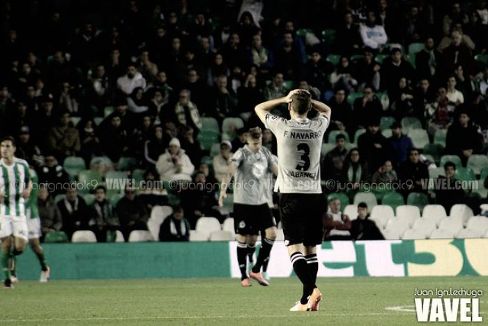 El Deportivo pierde la batalla del Benito Villamarín