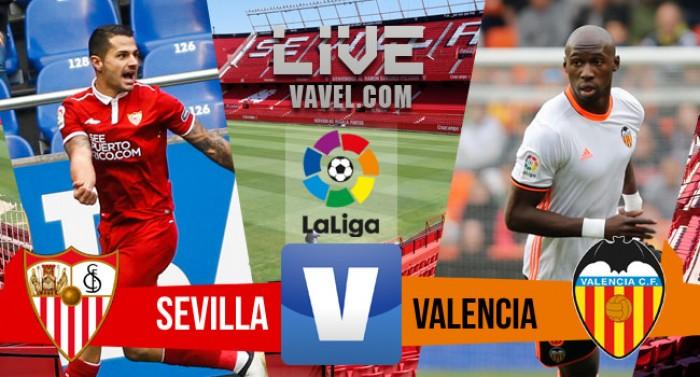 Sergio Rico frustra al Valencia CF (2-1)