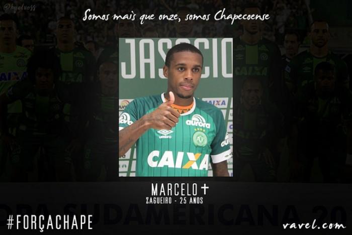 Marcelo: de dificuldades na base do Macaé à final da Copa Sul-Americana