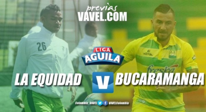 Previa La Equidad vs. Atlético Bucaramanga: 'asegurar' tres puntos vitales