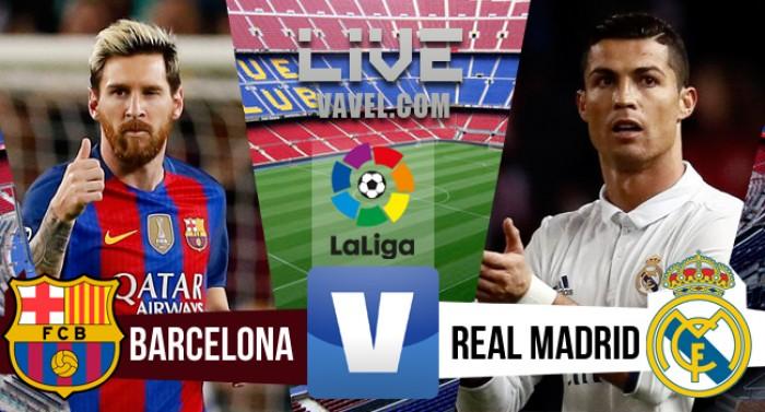 Barcellona - Real Madrid in El Clasico 2016/17 (1-1): Sergio Ramos mette la firma sul pareggio a tempo scaduto!
