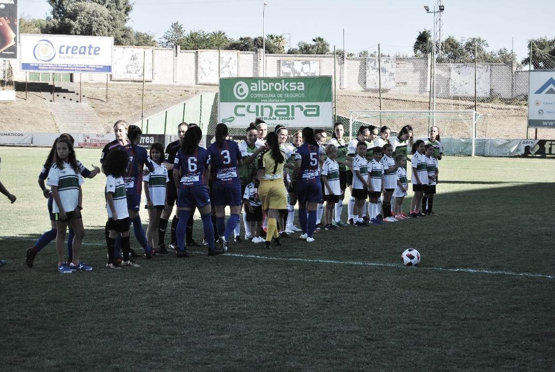 El derbi extremeño de fútbol femenino intentará llenar el Francisco de la Hera