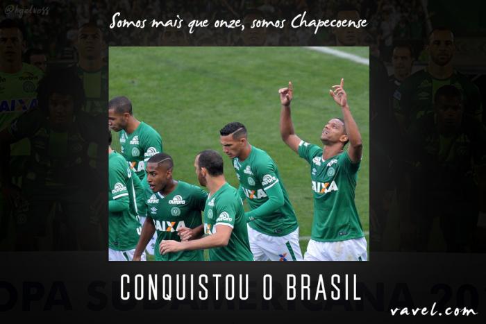 Somos Chapecoense: do amor no Oeste catarinense à conquista do Brasil inteiro