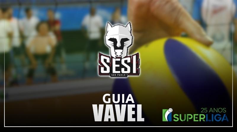 Guia VAVEL Superliga Masculina de Vôlei 2018-19: Sesi-SP