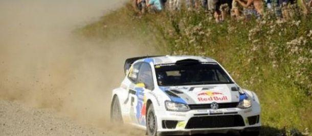 WRC - Australie Etape 1 : Mikkelsen premier leader
