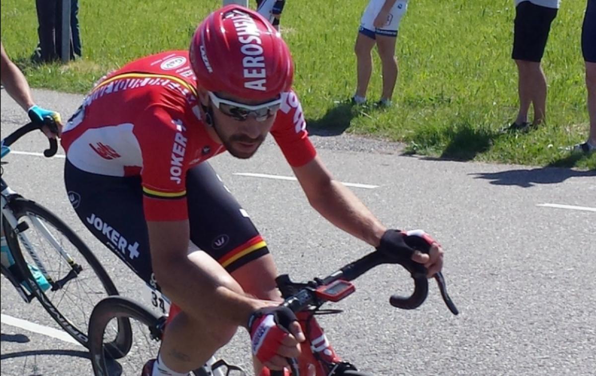 Giro di Romandia 2018, fuga vincente di De Gendt. Colbrelli ancora secondo