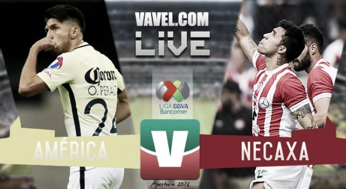 América vence a Necaxa y pasa a la Final (2-0)