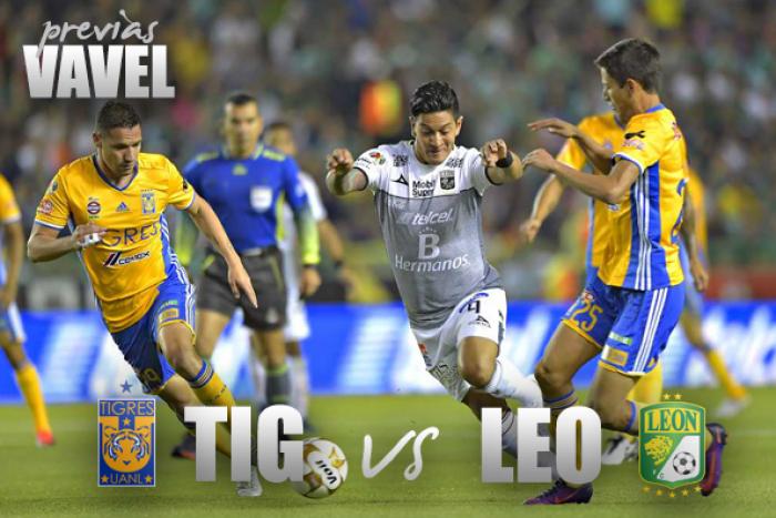 Previa Tigres - León: En busca de la Final