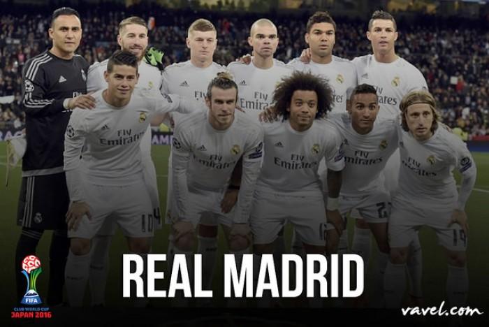 Guia VAVEL do Mundial de Clubes 2016: Real Madrid