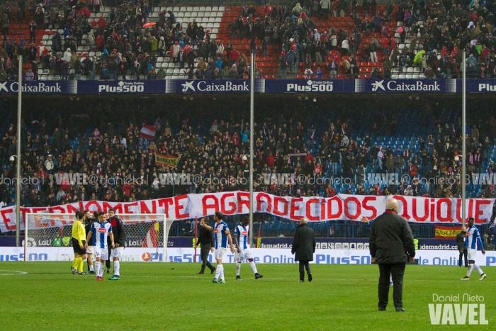 El Calderón no olvida