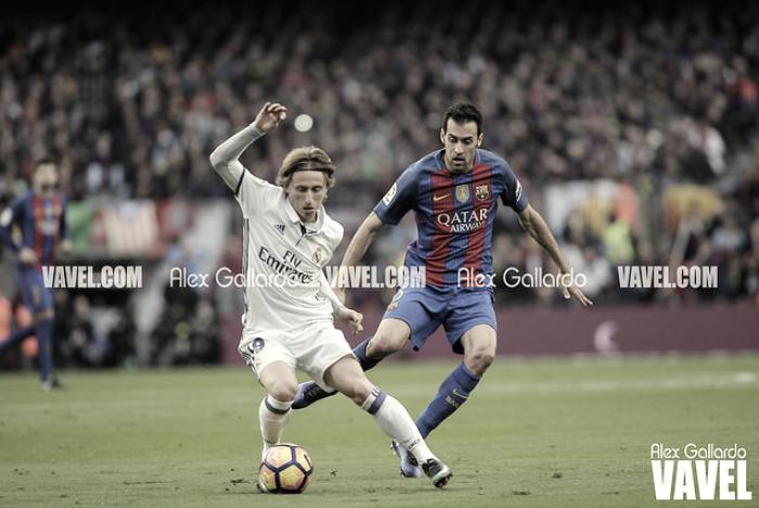 """Luka Modric: """"Meter un gol así en el Clásico ..."""
