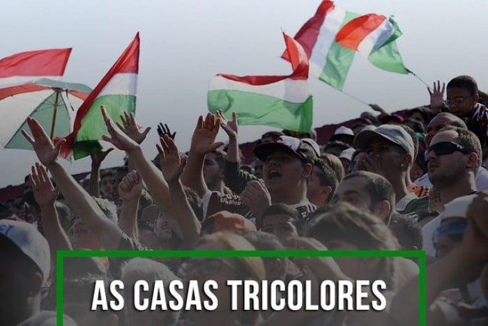 Longe do Maracanã e Beira-Rio, Fluminense leva vantagem em confrontos contra Internacional