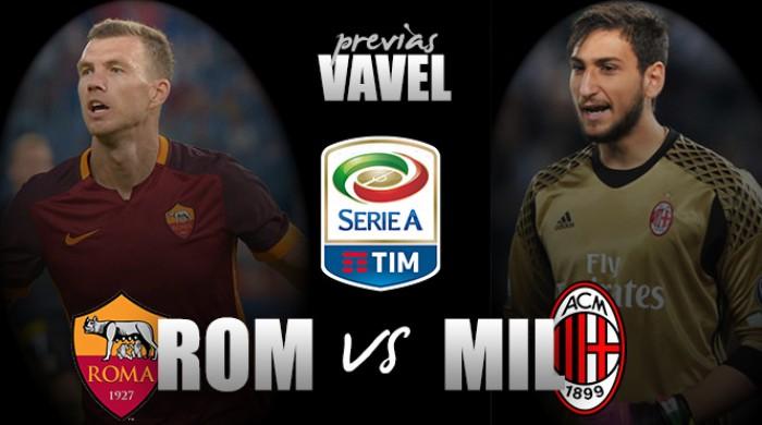 Melhor mandante x melhor visitante: Roma e Milan medem forças pela vice-liderança