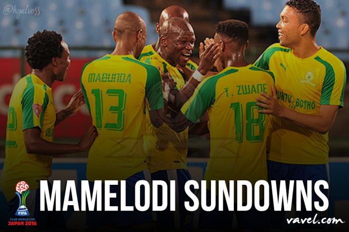Guia VAVEL do Mundial de Clubes 2016: Mamelodi Sundowns
