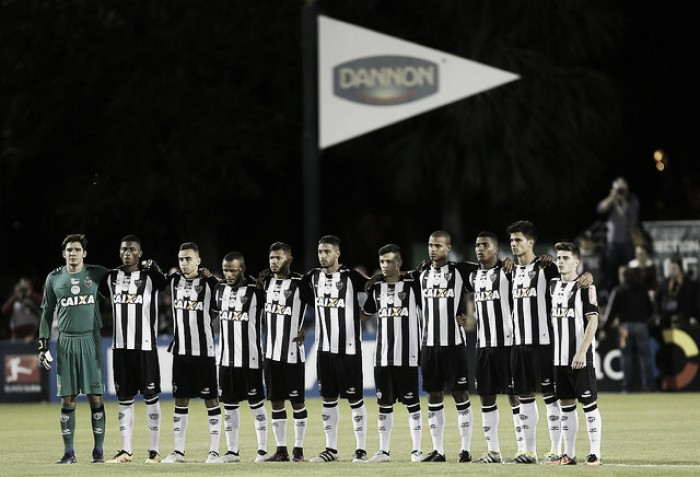 Atlético-MG divulga lista de relacionados para a Florida Cup