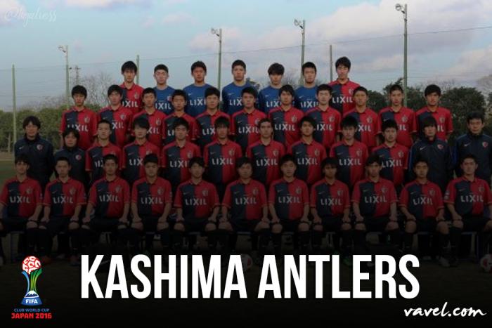 Guia VAVEL do Mundial de Clubes 2016:Kashima Antlers