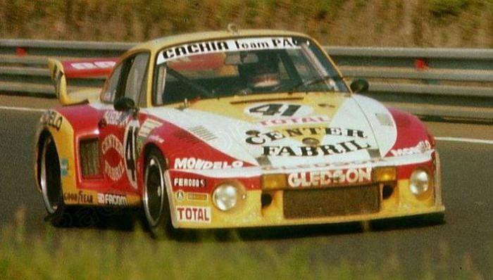 O odisseia do Team Pace nas 24 horas de Le Mans de 1978