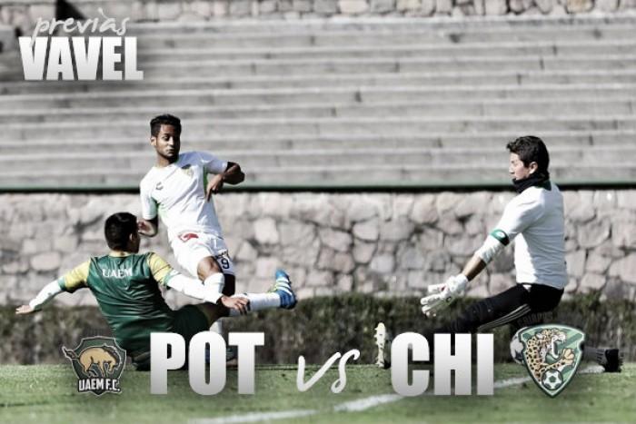 Previa Potros UAEM - Jaguares: un inicio alentador, por lo menos en Copa
